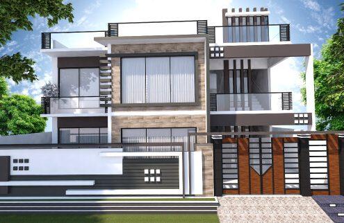 Exterior Design Karachi