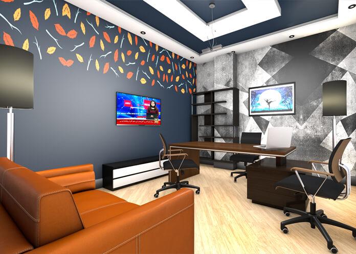 3D Office Design in Karachi