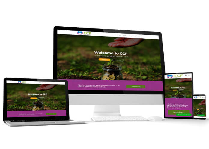 CCF-Website