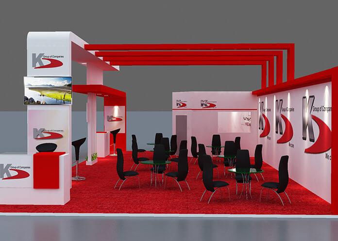 Kgroup - Stall Design