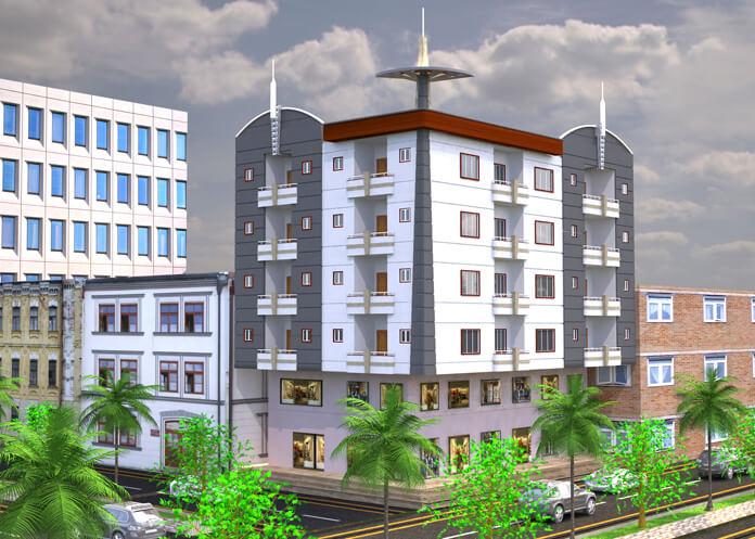Nazimabad No 3 Building Design