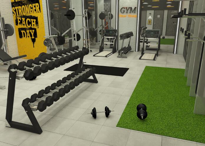 Gym-Design