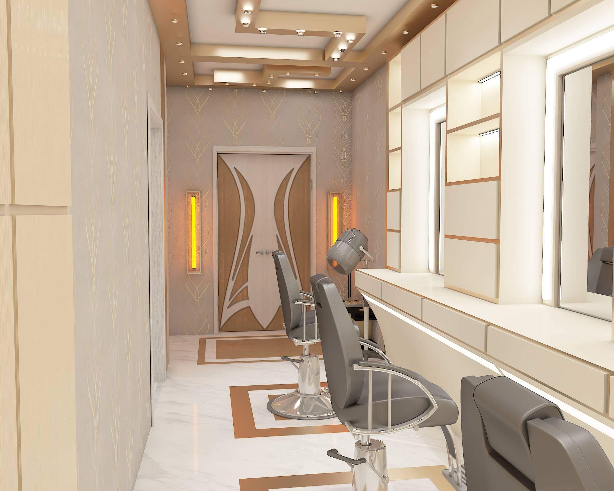 beauty parlor design