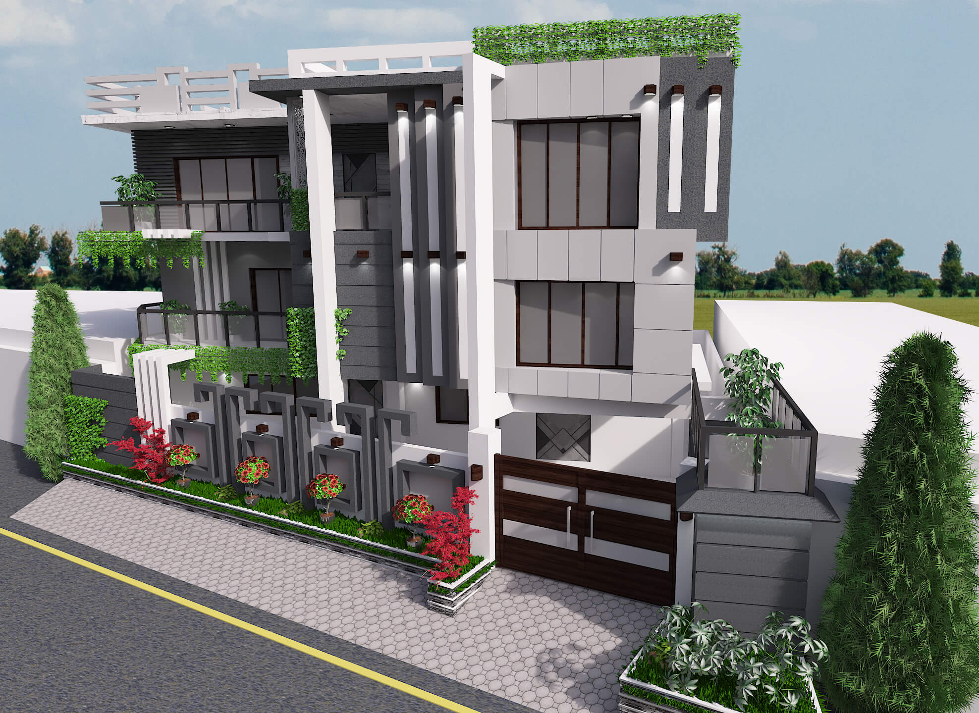 Elevation Designer Karachi