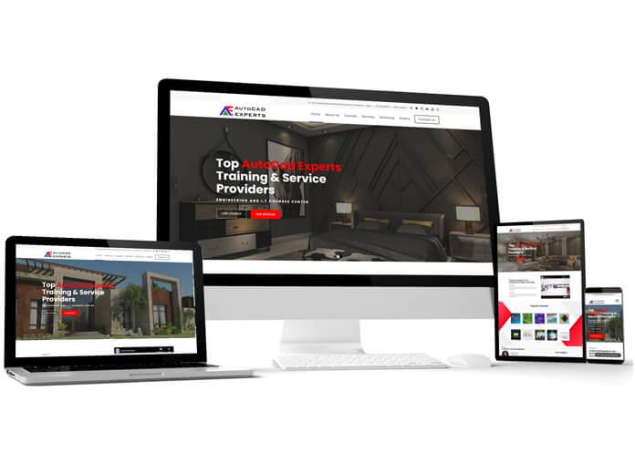 AutoCAD Experts - Website Design in Karachi